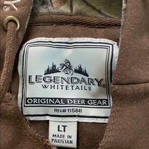 Legendary Whitetails Jackets & Coats - Legendary Whitetails pullover jacket